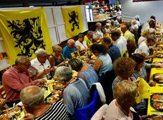 11 juli viering Blankenberge