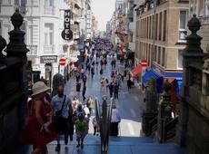 Kerkstraat Blankenberge